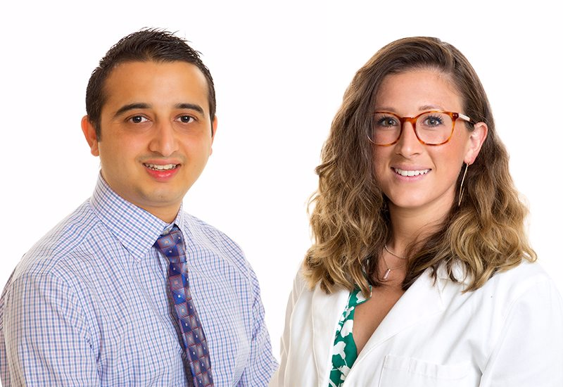 Evangelical Community Hospital Welcomes New Hospitalists