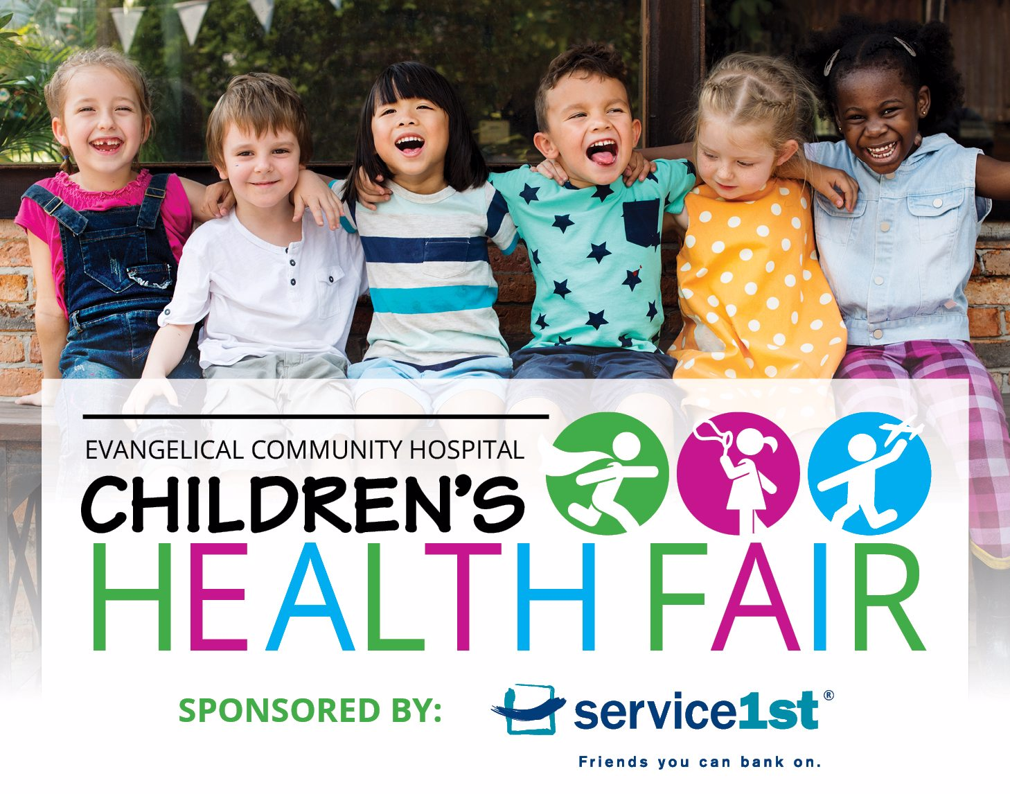 Evangelical Community Hospital Celebrates Healthy Kids at Children's Health Fair 2020