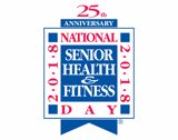 National Senior Health and Fitness Day Being Held Wednesday, May 30, 2018