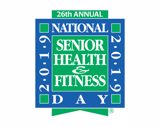 National Senior Health and Fitness Day Being Held Wednesday, May 29, 2019