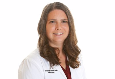 Evangelical Welcomes New Neurologist, Jessica Ahlum, MD