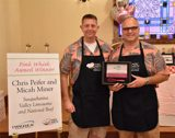 Cookin' Men Event Raises a Record Amount of Funds For The Thyra M. Humphreys Center for Breast Health