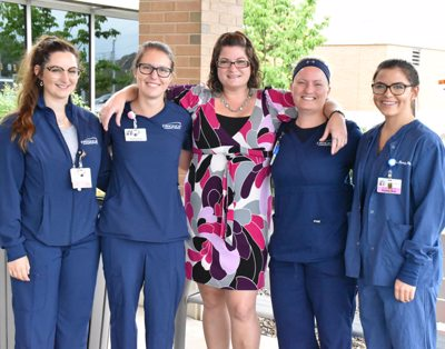 Evangelical Community Hospital Mentors and Supports Newly Graduated Registered Nurses
