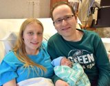 Evangelical Community Hospital Introduces First Baby of 2020
