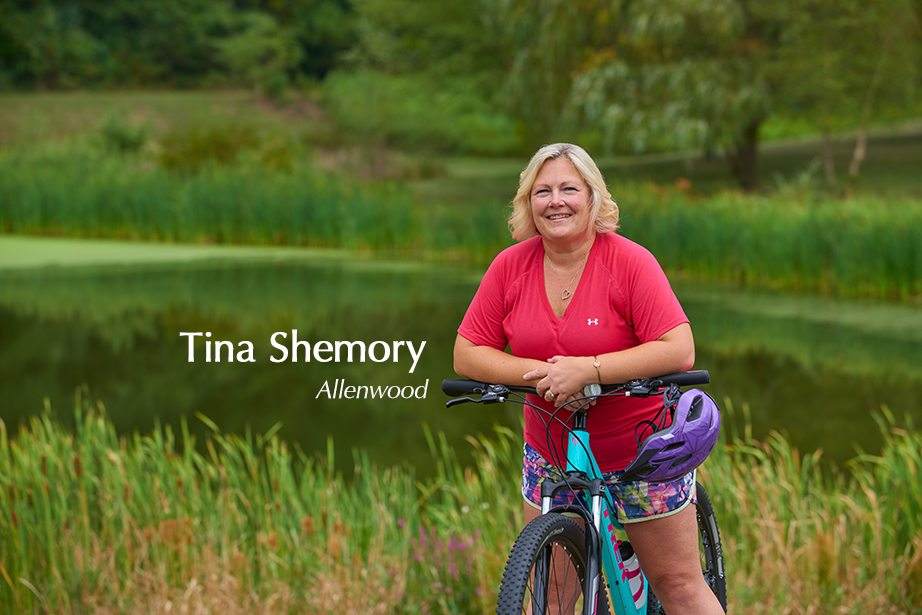 Tina Shemory from Allenwood
