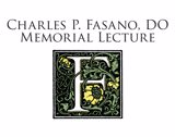 "Fasano Lecture — Medical Expert Speaks on ""Is Medical Marijuana Really Medical?"""