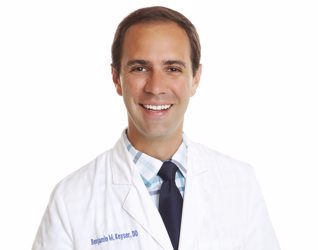 Benjamin Keyser, DO, Vascular Surgeon, Joins Evangelical's Heart and Vascular Center
