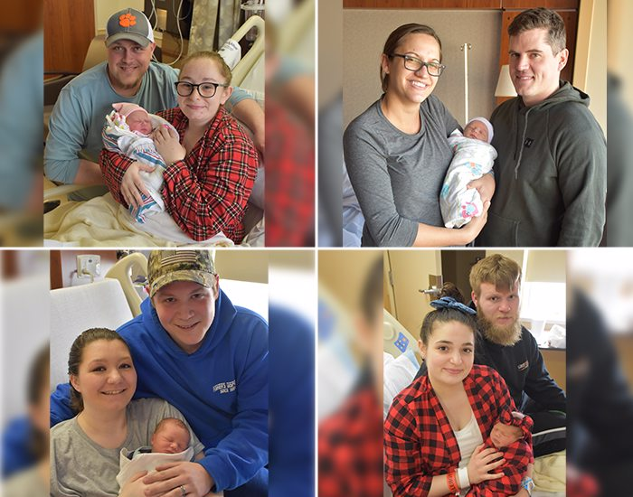 Four Is the Magic Number for Leap Day Babies at Evangelical Community Hospital