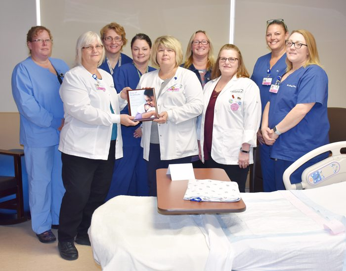 March of Dimes Thanks Evangelical Community Hospital For Caring For Babies