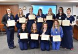Evangelical Graduates Second Nurse Residency Class