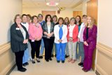 Evangelical's Pre-Admission Care Team Presented Excellence Award