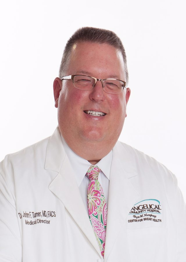 John Turner, MD, FACS