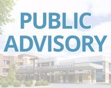 PUBLIC ADVISORY: Evangelical Conducting Emergency Response Training Exercise