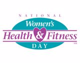 National Women's Health and Fitness Day Being Held Wednesday, September 26, 2018